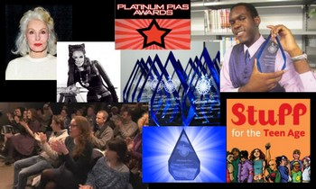 When the Platinum PIAs Community Awards Show for ArtisticPreneurs Premiered in 2010 it was by Accident and Not a Plan